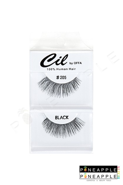 Cil Eyelashes No 205 - orangeshine.com