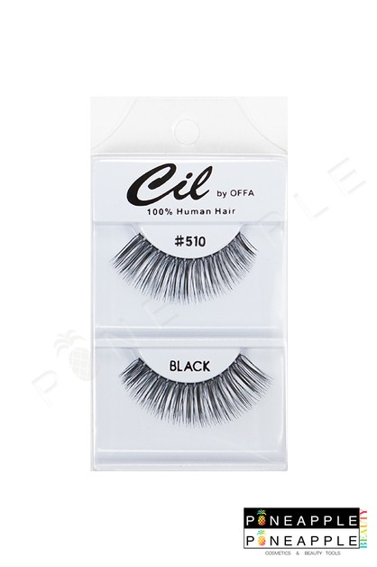 Cil Eyelashes No 510 - orangeshine.com