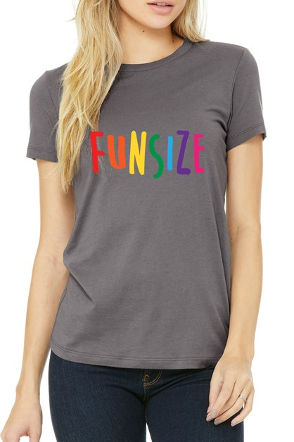 FUN SIZE SHIRT - orangeshine.com