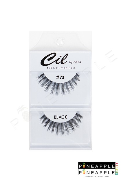 Cil Eyelashes No 73 - orangeshine.com