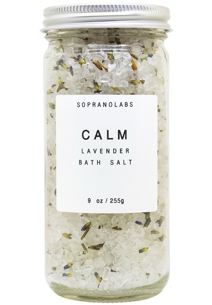Lavender Calm  Bath Salt - orangeshine.com