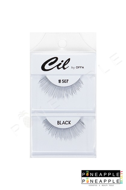 Cil Eyelashes No 507 - orangeshine.com