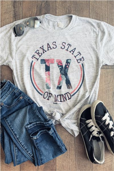 State of Mind Tee - orangeshine.com