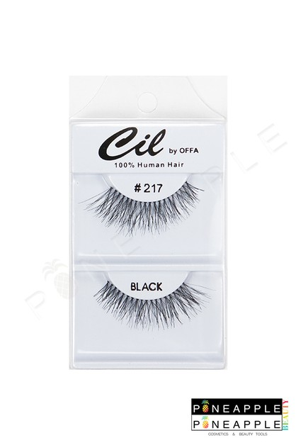 Cil Eyelashes No 217 - orangeshine.com