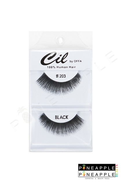 Cil Eyelashes No 203 - orangeshine.com