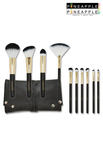 Black Ensemble Makeup Brush - orangeshine.com