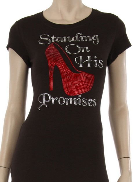 Standing on His Promises w/ Red Shoe - orangeshine.com