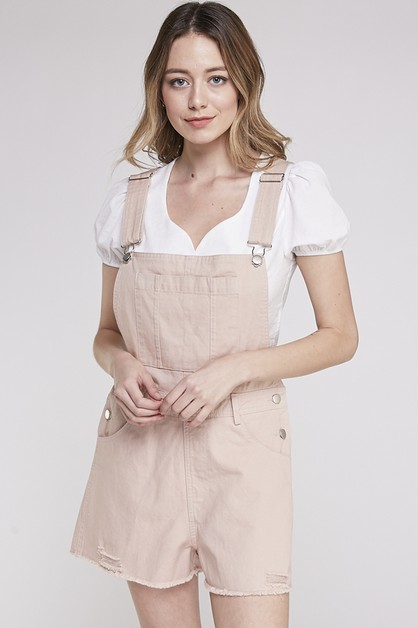 80012-1 - JEAN OVERALL WITH DRESSED  - orangeshine.com