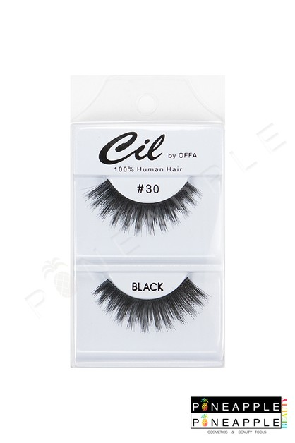 Cil Eyelashes No 30 - orangeshine.com