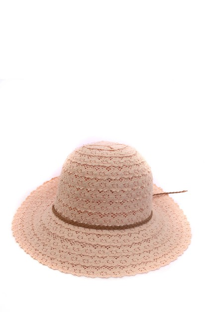 NATURAL  PANAMA HAT  - orangeshine.com