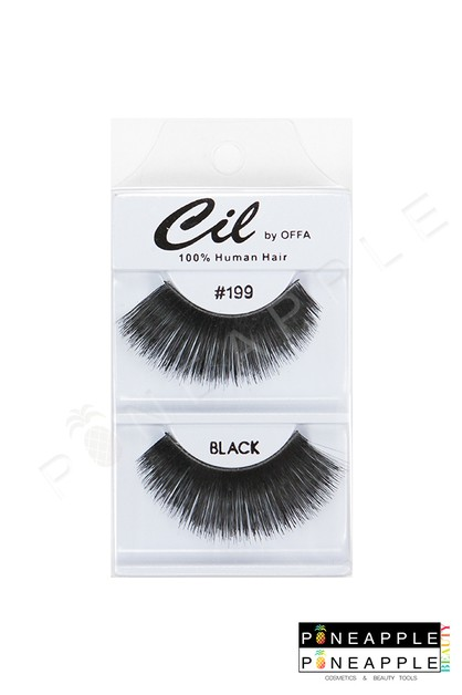 Cil Eyelashes No 199 - orangeshine.com