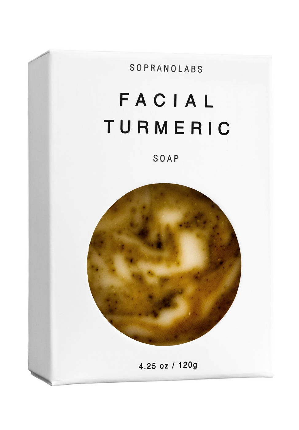 Facial Turmeric  Vegan Soap - orangeshine.com