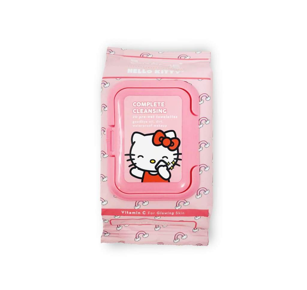 HELLO KITTY Pre Wet Towelettes 20PCS - orangeshine.com