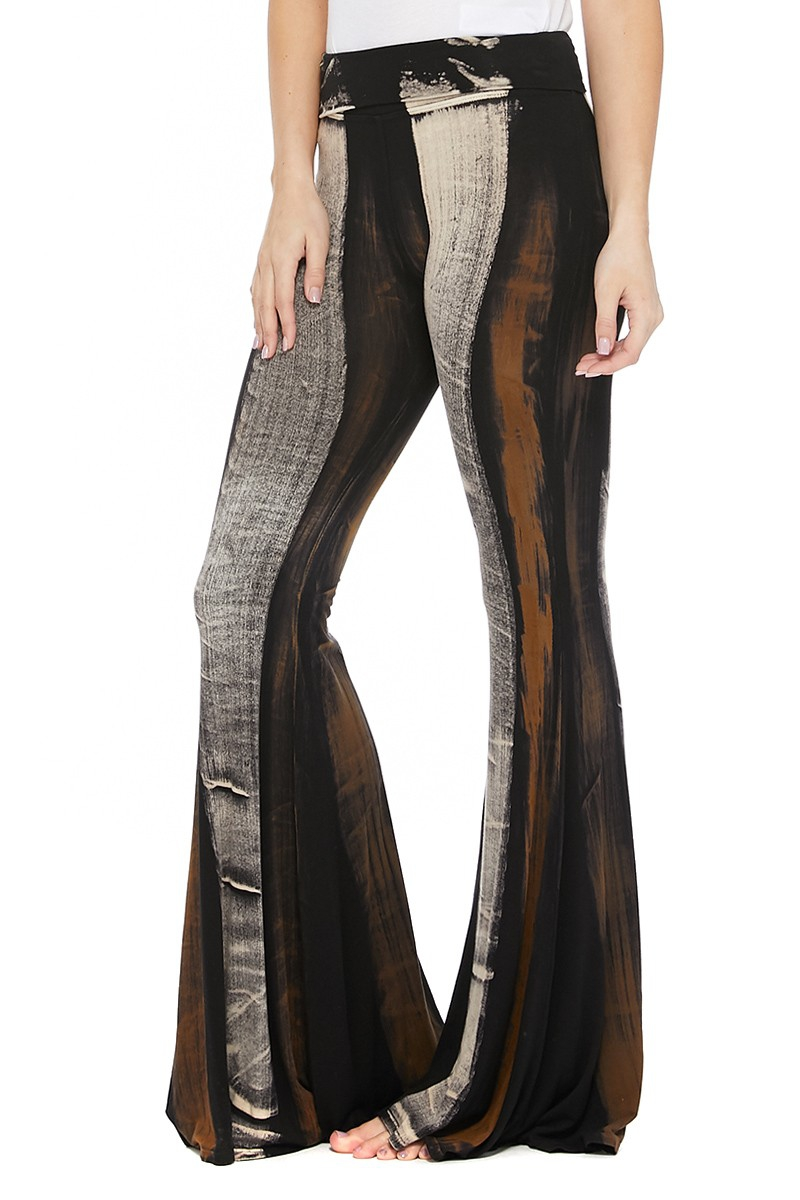 T PARTY WOMEN WIDE LEG MERMAID PANTS - orangeshine.com