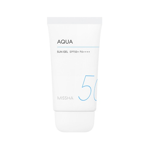 [Missha] All-around Safe AquaSun Gel - orangeshine.com