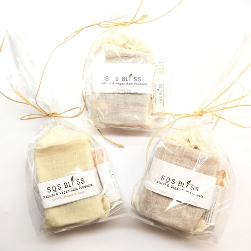 Soap and Lip Balm Gift Set 2pc - orangeshine.com