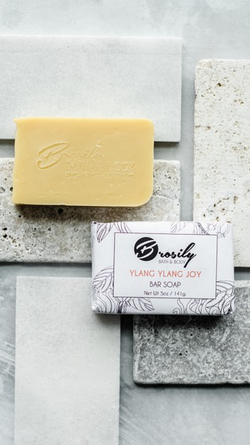 Ylang Ylang Joy Vegan Soap - orangeshine.com