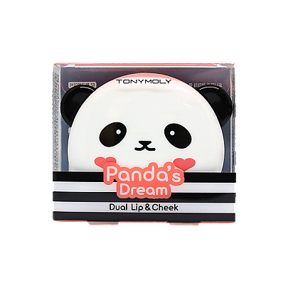 [Tonymoly] Panda Dual Lip & Cheek 02 - orangeshine.com