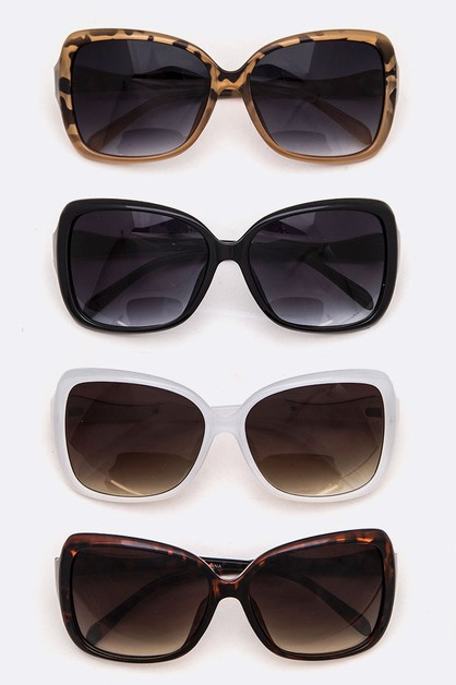 Butterfly Oversized Sunglasses - orangeshine.com
