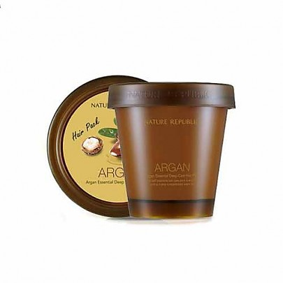 [Nature Republic] Argan Hair Pack - orangeshine.com