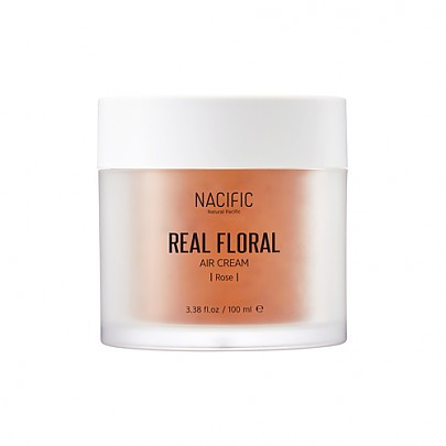 [Nacific] Real Rose Floral Air Cream - orangeshine.com