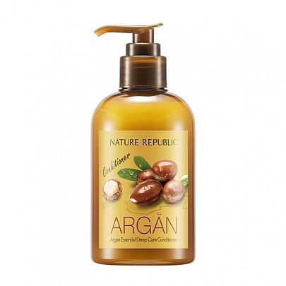 [Nature Republic] Argan Conditioner - orangeshine.com