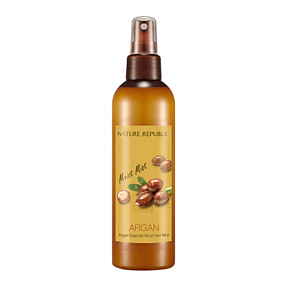 [Nature Republic] Argan Hair Mist - orangeshine.com