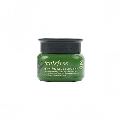 [Innisfree] Green tea seed eye cream - orangeshine.com