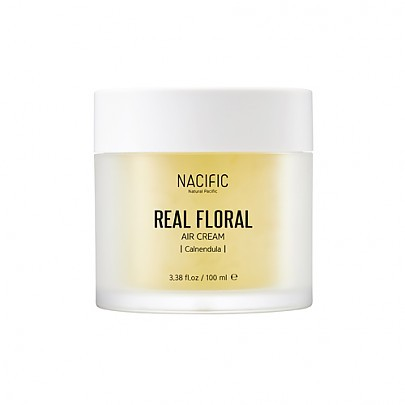 [Nacific] Real Calendula air Cream - orangeshine.com