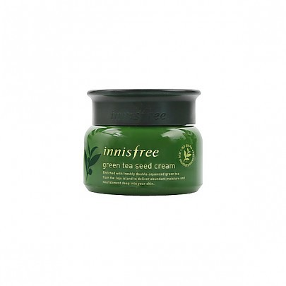 [Innisfree] Green tea seed cream - orangeshine.com