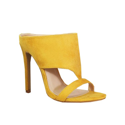 Women high-heeled sandals - orangeshine.com