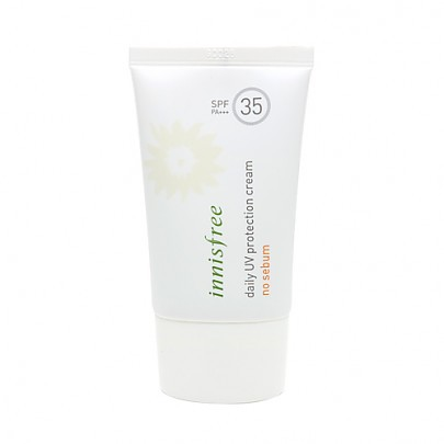 [Innisfree] Daily UV Cream NO SEBUM - orangeshine.com
