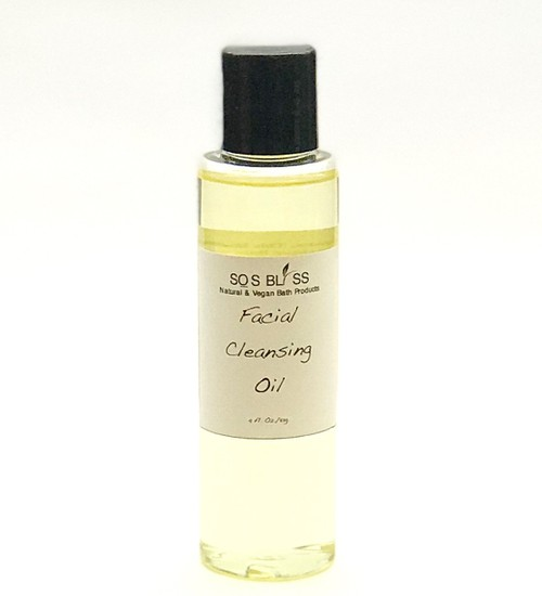 Facial Cleansing Oil - orangeshine.com