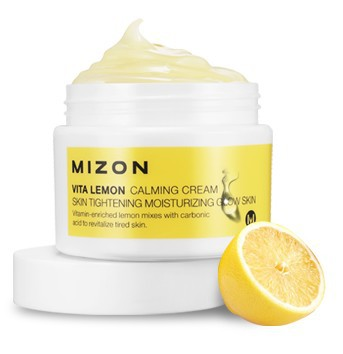[Mizon] Vita lemon Calming cream - orangeshine.com