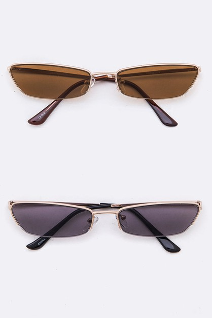 Supper Skinny Iconic Sunglasses - orangeshine.com