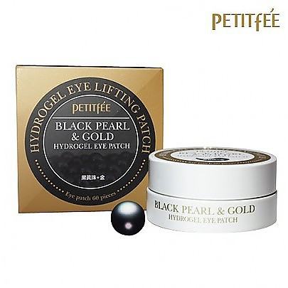 [Petitfee] Pearl & Gold Eye Patch - orangeshine.com