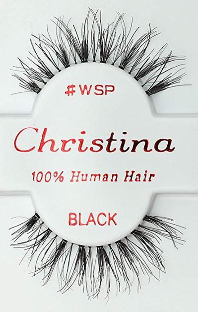 36PACKS EYELASHES WSP BY CHRISTINA - orangeshine.com