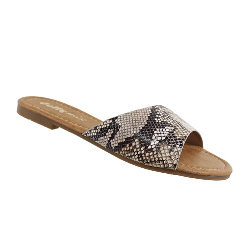 PLAIN ASYMMETRICAL CUT FLIP FLOP - orangeshine.com