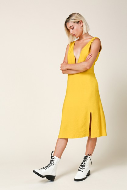 Ninette Dress - orangeshine.com