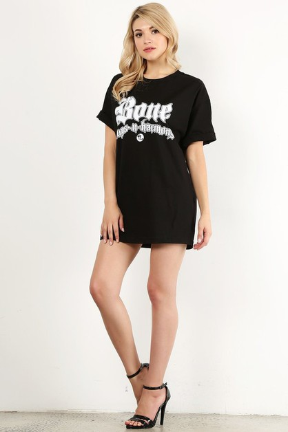 bone thugs tee - orangeshine.com