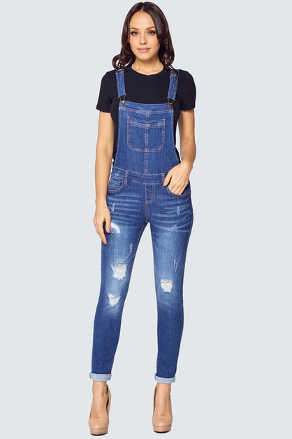 JEAN OVERALLS DESTROYED - orangeshine.com