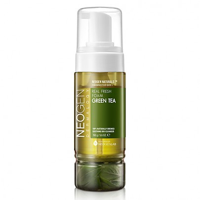 [Neogen] REAL FRESH FOAM #Green Tea - orangeshine.com