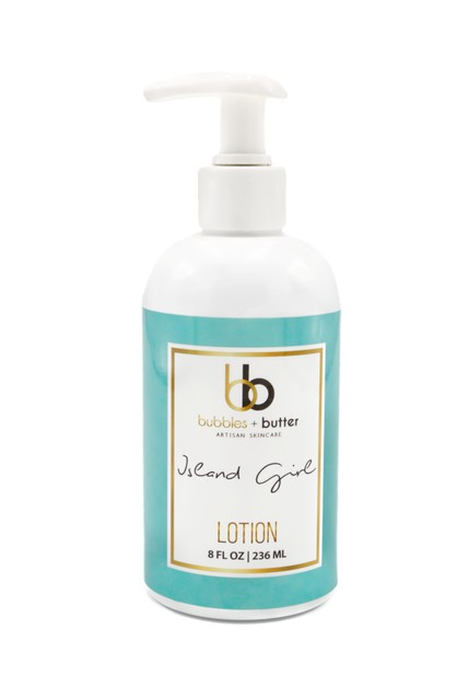 Island Girl Lotion - orangeshine.com