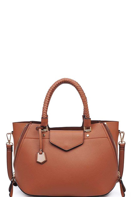 LUXURY PHOENIX SATCHEL BAG  - orangeshine.com