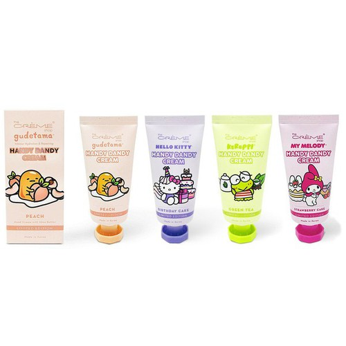 HELLO KITTY HAND CREAM 1PC - orangeshine.com