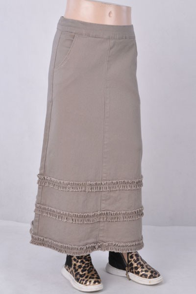 girls skirt - orangeshine.com