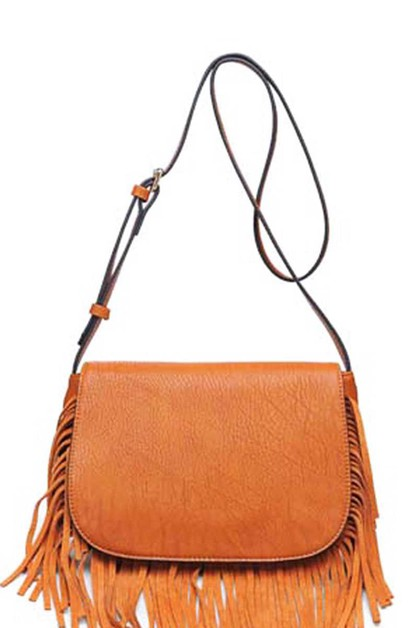 LUXURY PASADENA TASSEL CROSSBODY BAG - orangeshine.com