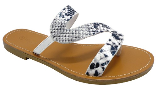 Women Comfy Slide Sandals - orangeshine.com