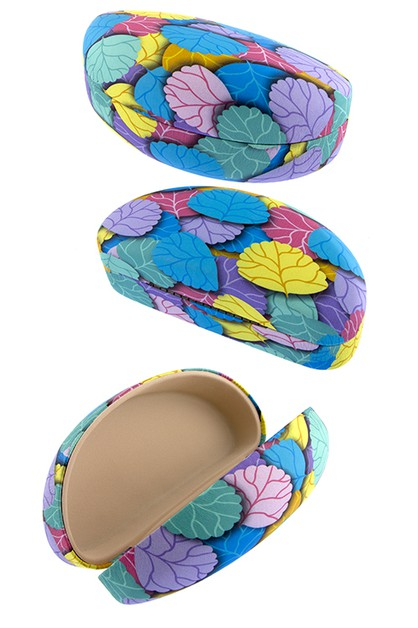 Cute Colorful Hard Sunglasses Case A - orangeshine.com