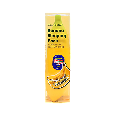 [Tonymoly] MAGIC BANANA SLEEP PACK - orangeshine.com
